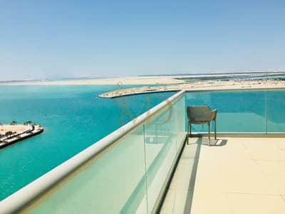 بنتهاوس  للايجار في شاطئ الراحة، أبوظبي - Looking for the WOW factor in your life?
