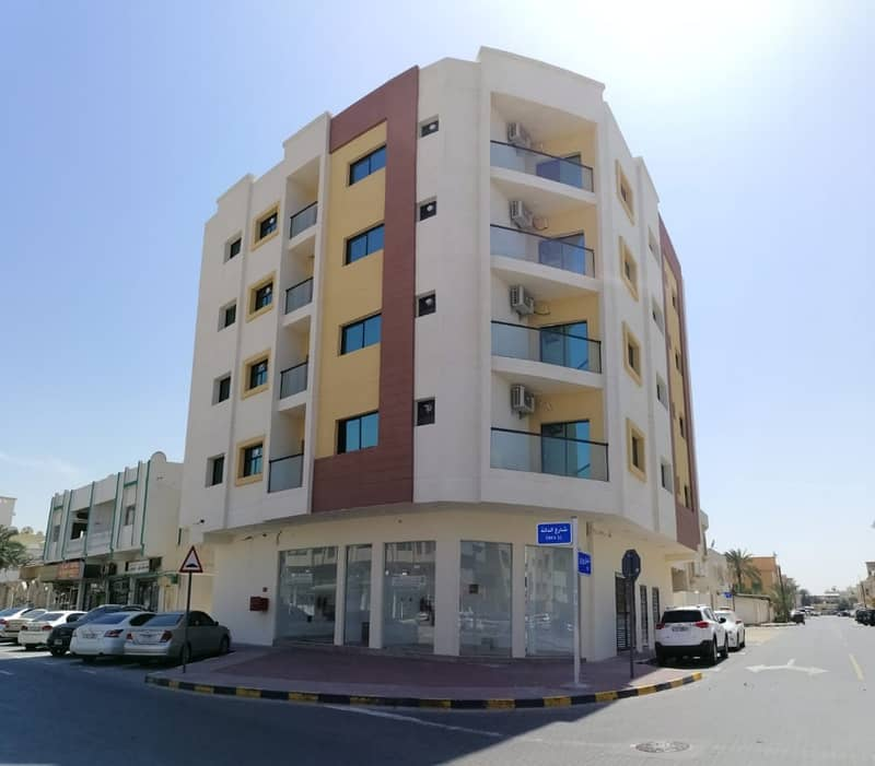 BRAND NEW SUPER DELUXE GROUND 4 BUILDING FOR SALE IN NUAIMIYA FOR JUST AED 5. 5 MILLION