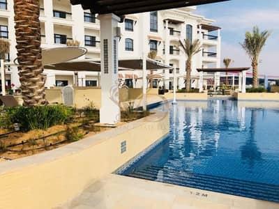 Studio for Sale in Yas Island, Abu Dhabi - Wonderful large studio with direct pool access