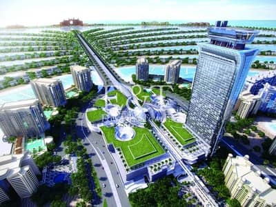 1 Bedroom Flat for Sale in Palm Jumeirah, Dubai - City living in The Heart of Palm Jumeirah