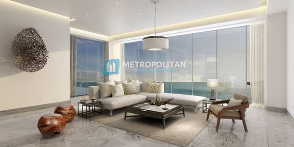 2 Bedroom Apartment for Sale in Jumeirah Beach Residence (JBR), Dubai - PANORAMIC SEA VIEWS | HIGH CEILING | LUXURY WATER FRONT LIVING