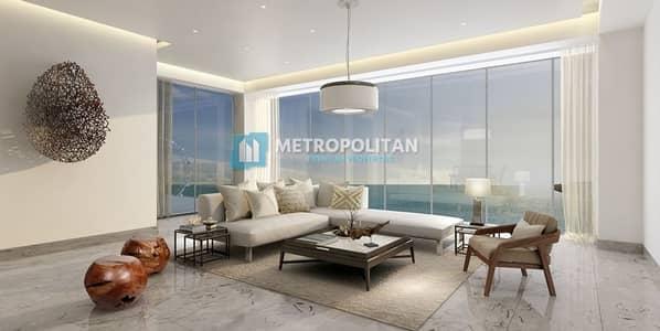 شقة 2 غرفة نوم للبيع في مساكن شاطئ جميرا (JBR)، دبي - PANORAMIC SEA VIEWS | HIGH CEILING | LUXURY WATER FRONT LIVING