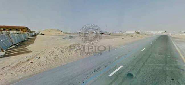 Plot for Sale in Al Saja, Sharjah - Labor Camp & Warehouse Land for Sale in Saja - Sharjah !!!
