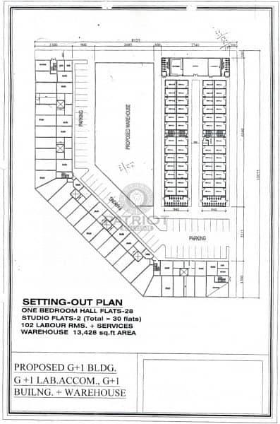 15 Labor Camp & Warehouse Land for Sale in Saja - Sharjah !!!