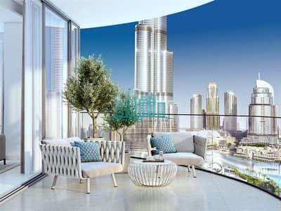 شقة 2 غرفة نوم للبيع في وسط مدينة دبي، دبي - The opera House and Burj Khaifa