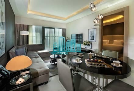 3 Bedroom Hotel Apartment for Sale in Business Bay, Dubai -  High Floor
