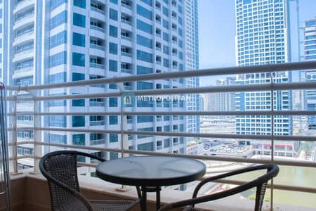 1 Bedroom Flat for Sale in Jumeirah Lake Towers (JLT), Dubai - Fully Furnished | Lake View | Spacious 1 Bedroom