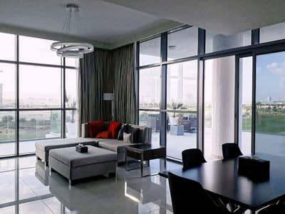 1 Bedroom Flat for Sale in DAMAC Hills (Akoya by DAMAC), Dubai - 4 Years Payment Plan | Golf Town