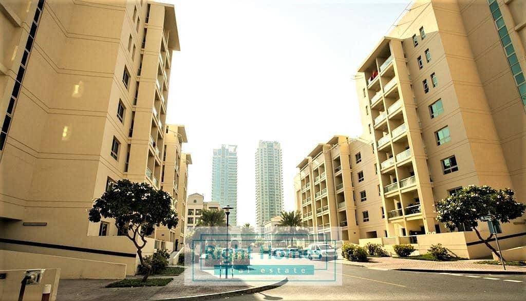 2 Garden View 3BR+Study in Al Nakheel
