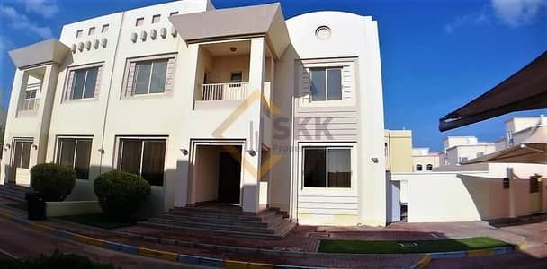 5+M Br villa with Driver room and  Private pool
