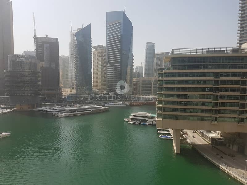 2 Fantastic 1 bed with amazing Marina views