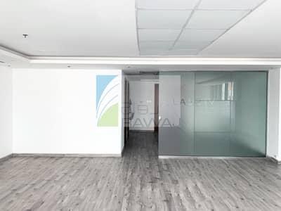 مکتب  للبيع في الخليج التجاري، دبي - Office with Partition for sale in Ontario Tower