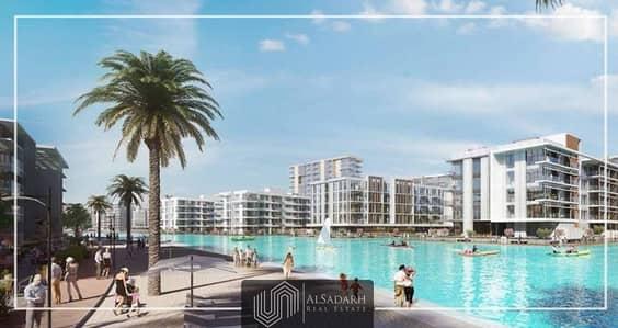 فلیٹ 1 غرفة نوم للبيع في مدينة محمد بن راشد، دبي - BLUE LAGOON WATERFRONT APARTMENTS. ONLY 5% ON BOOKING.