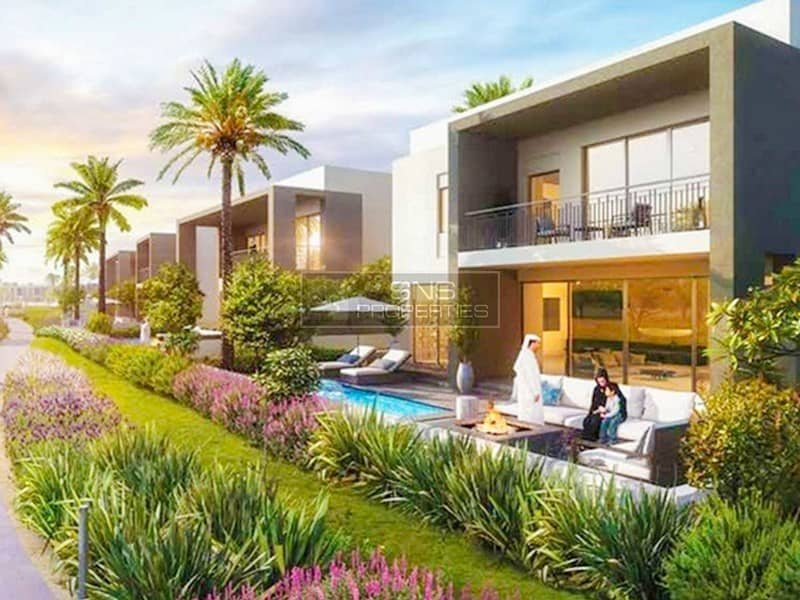 5 BR villa next to POOL & PARK in Sidra