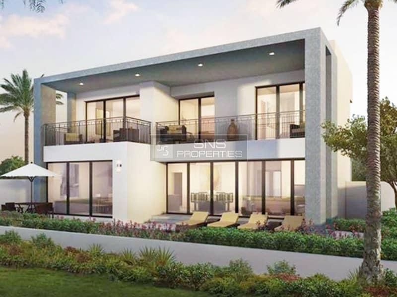 10 5 BR villa next to POOL & PARK in Sidra