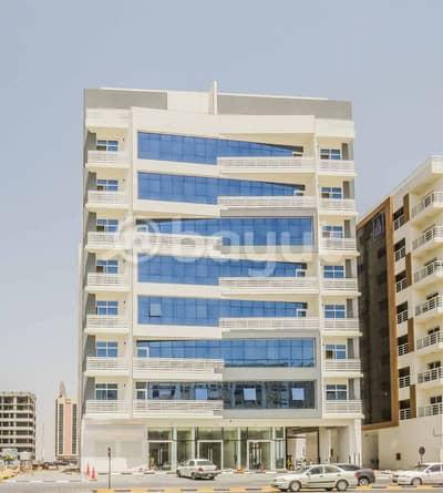شقة 1 غرفة نوم للايجار في شارع الملك فيصل، أم القيوين - شقه غرفه و صاله للايحار ببنايه جديده