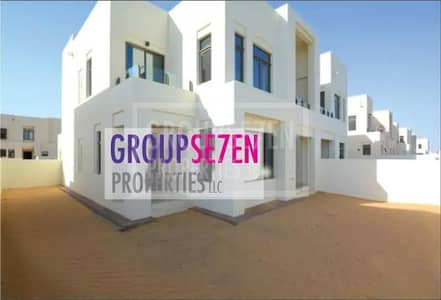 3 Bedroom Villa for Sale in Reem, Dubai - Brand new 3 Bedrooms Villa Type J with maid s room in Mira Oasis 2 for sale
