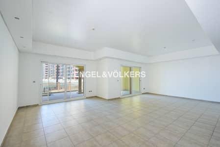 تاون هاوس 2 غرفة نوم للبيع في نخلة جميرا، دبي - Full Sea View|Spacious 3 Level Townhouse