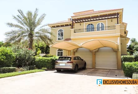 5 Bedroom Villa for Sale in The Villa, Dubai - Corner Custom Built | 5bed  Maid | Pool