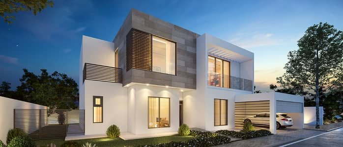 2 Br Plus Maids Villa  Aed 898,999/- Free Service Charge