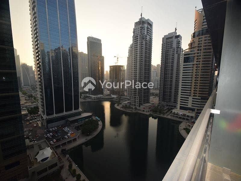 Fabulous Studio in GCV1 | Unfurnished | JLT