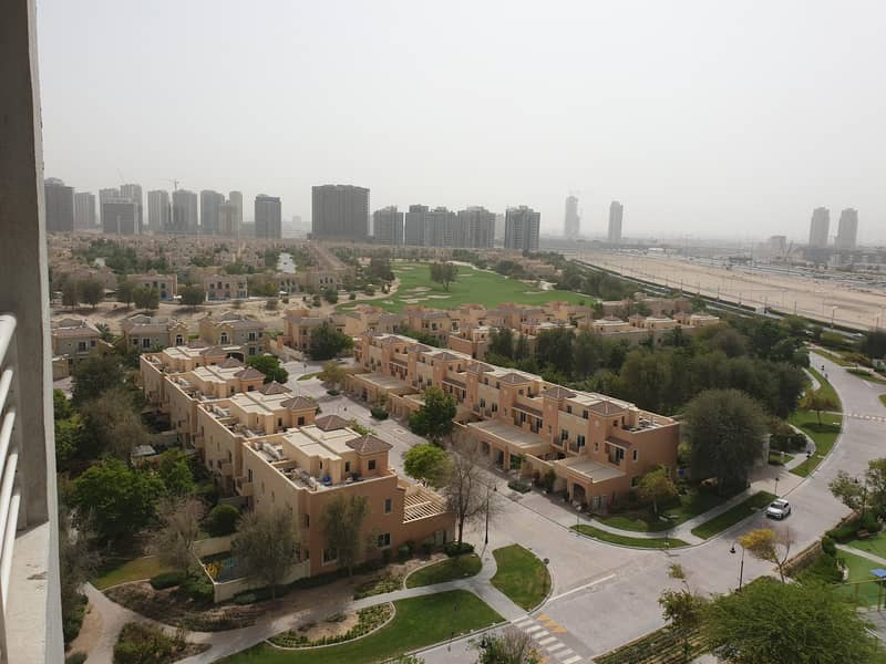 10 Spacious Unfurnished 2BR Apartment I Sports City