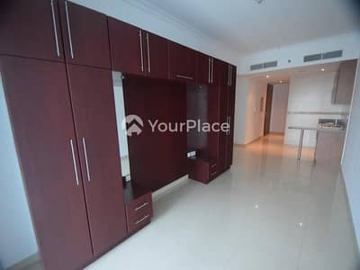 Studio for Rent in Jumeirah Lake Towers (JLT), Dubai - Saba 3 I Large Studio Apartment I Unfurnished