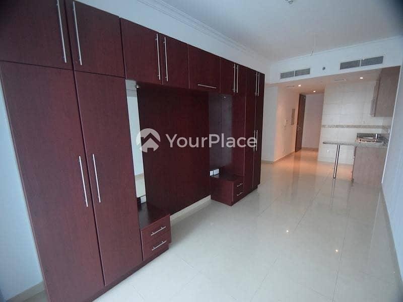 Saba 3 I Large Studio Apartment I Unfurnished
