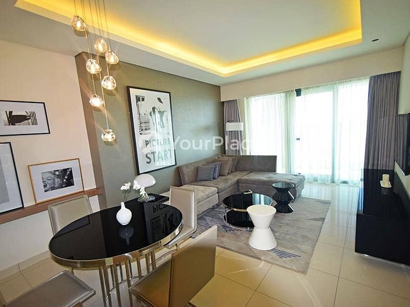 Stunning 1BR Apartment | Fully furnished