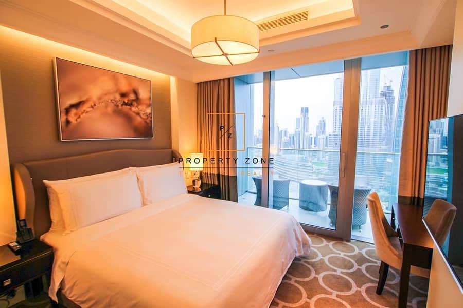 Burj Khalifa View I Furnished I 1 Bedroom