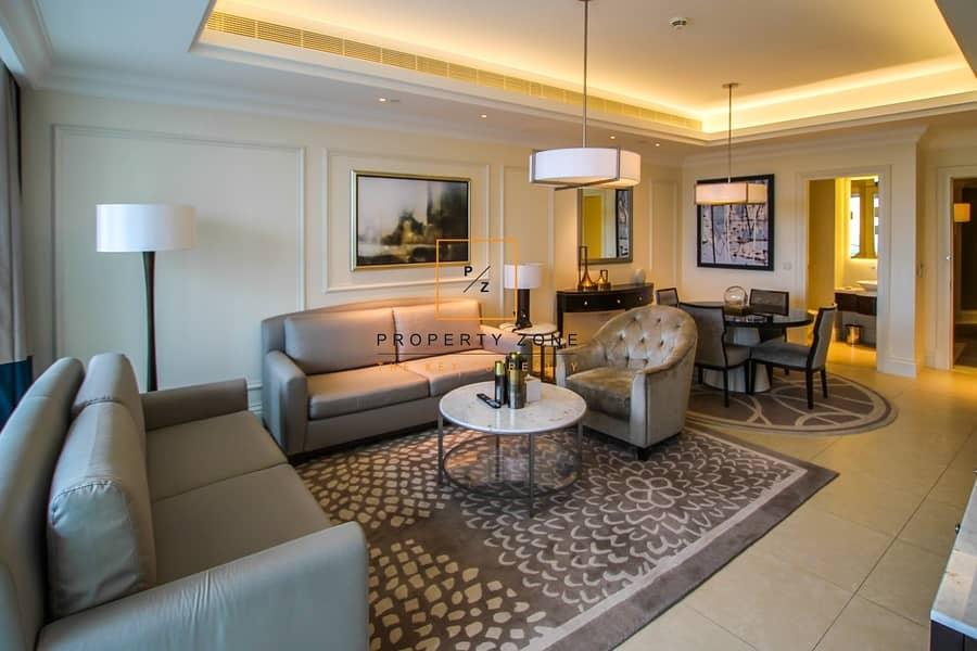 2 Burj Khalifa View I Furnished I 1 Bedroom