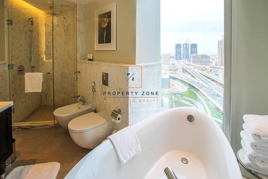 9 Burj Khalifa View I Furnished I 1 Bedroom