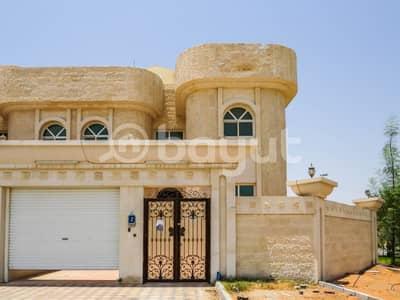فیلا 6 غرفة نوم للايجار في مدينة شخبوط (مدينة خليفة B)، أبوظبي - فیلا في مدينة شخبوط (مدينة خليفة B) 6 غرف 145000 درهم - 4127372