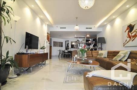 شقة 3 غرفة نوم للايجار في دبي مارينا، دبي - Spacious 3 Beds Apartment with Amazing Full Marina View