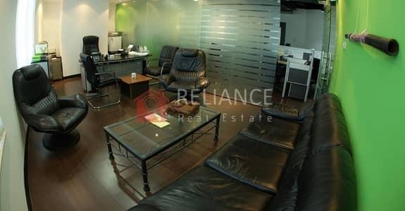 مکتب  للايجار في واحة دبي للسيليكون، دبي - Fully fitted & furnished | No need to wait for approvals | Best price