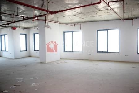 Matchless price | Free Zone | Spacious Office |Shell & Core