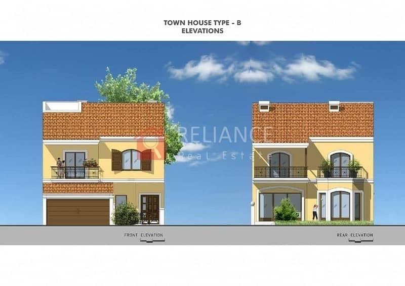 11 Spacious Townhouse |2 Parking spaces | GC West