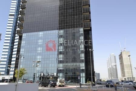 مکتب  للبيع في أبراج بحيرات جميرا، دبي - Office With Balcony | Marina View | Shell and Core