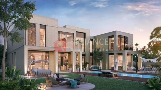 6 Bedroom Villa for Sale in Dubai Hills Estate, Dubai - PAYMENT PLAN OVER 5 YEARS ! 6 BED WITH BURJ KHALIFA VIEW