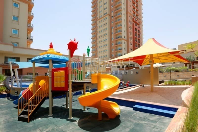 17 Biggest apartment   Fully furnished   Pool View   Vacant