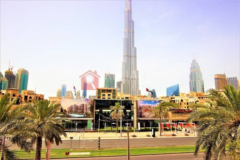 2 Amazing Price! | Burj Khalifa View | 2 BR | Furnished | Yansoon 1