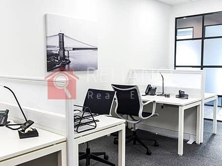 6 GREAT LOCATION ! WORLD TRADE CENTER OFFICE  ! FULLY FURNISHED