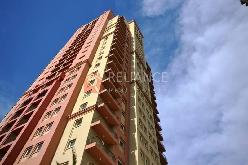 Already Tenanted | Spacious apartment with view of JVC