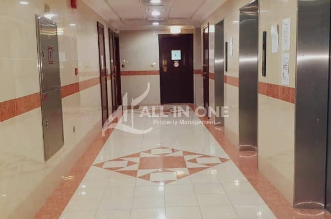 Affordable 3 Bedroom Apartment in Corniche @AED 85000 Yearly