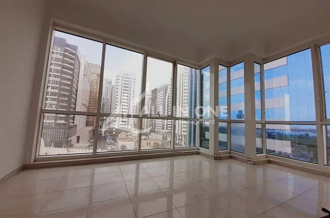 2 Affordable 3 Bedroom Apartment in Corniche @AED 85000 Yearly