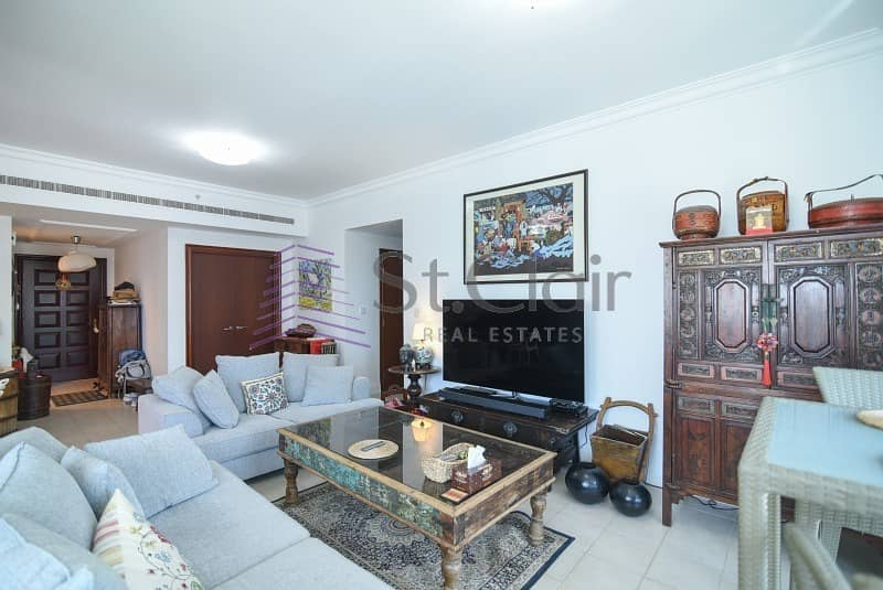 2 Cheapest 2BR in Al Anbar | Marina View | Low Floor