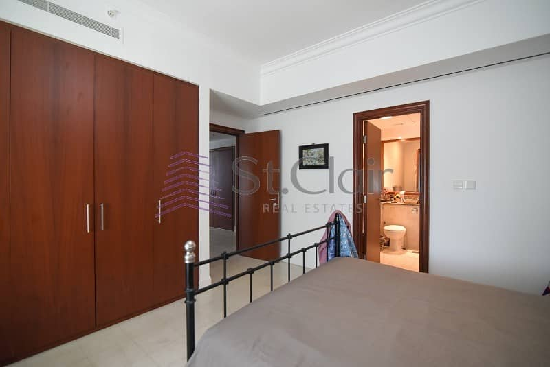 17 Cheapest 2BR in Al Anbar | Marina View | Low Floor