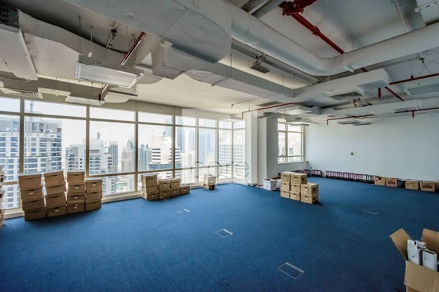 Fitted Office Space   High Floor   Parking