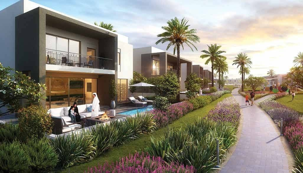 1 Sidra Villas | 25/75 Payment Plan |100% DLD off