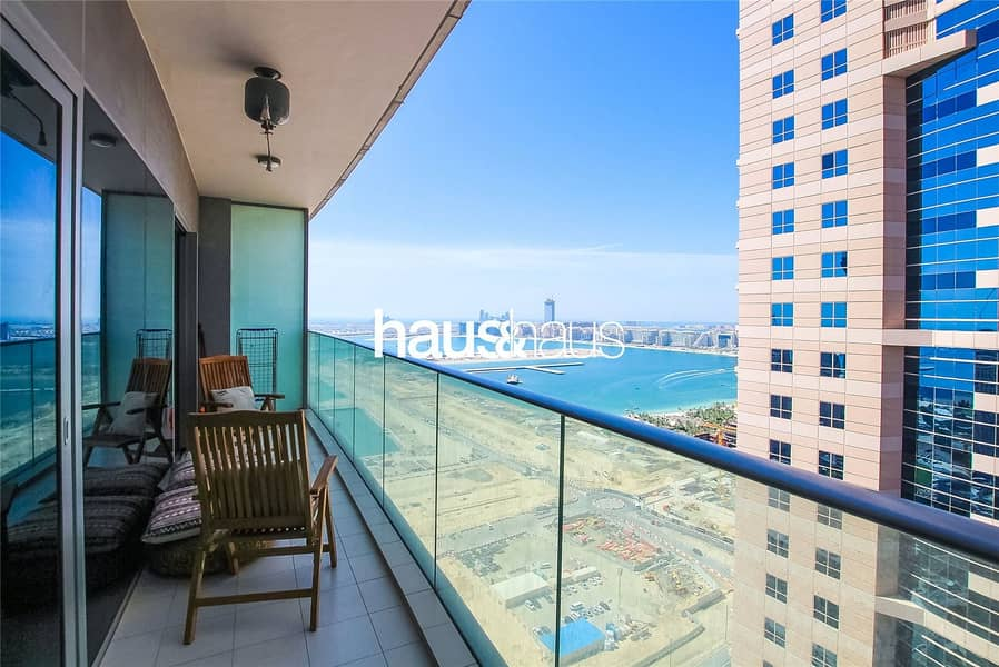 Exclusive | Rented | Partial Sea View